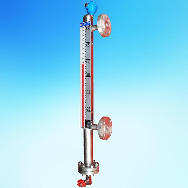 側裝式磁翻板液位計