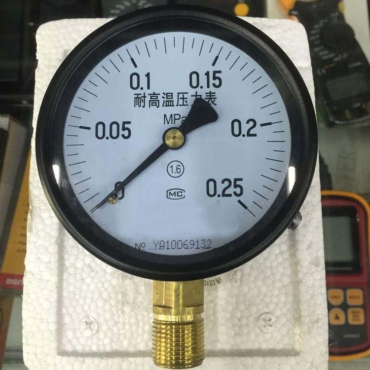 耐高溫壓力表