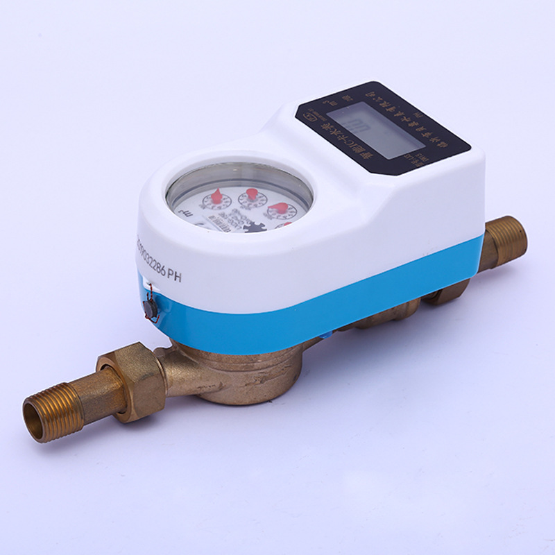 非接觸式IC卡智能水表,射頻卡水表,干式智能水表